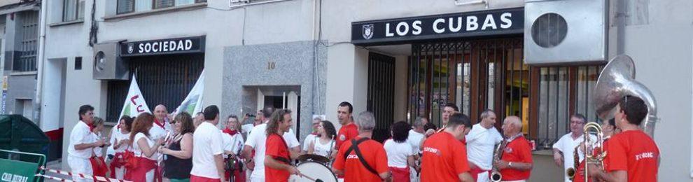 """Sociedad """"Los Cubas"""""""